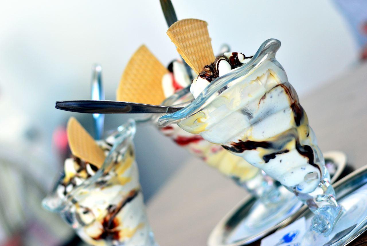 Beste Eiscafé Karlsruhe